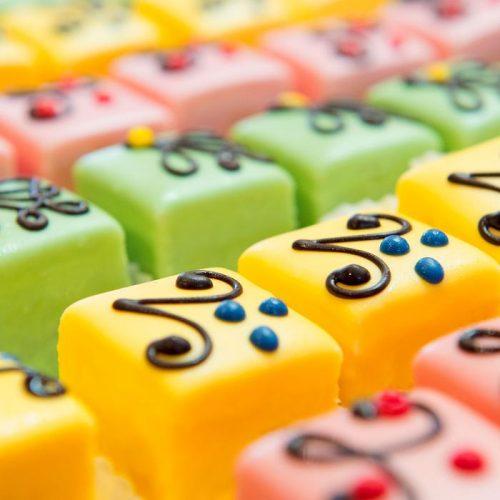 color de dulce liquido
