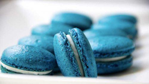 colorante azul
